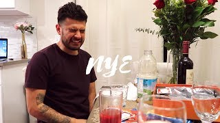 OUR FIRST NEW YEARS EVE TOGETHER   |   TheGuerreros