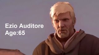 Last days of Ezio Auditore, 1524. Assassin