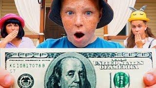 Рыжий ПОТРАТИЛ все деньги!!!