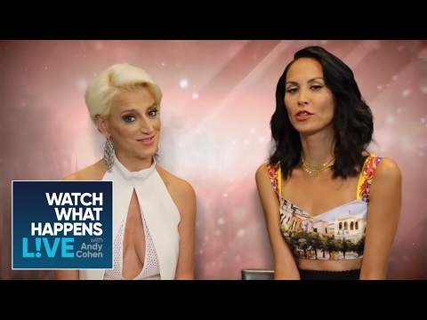 Dorinda Medley And Jules Wainstein Reflect On Jules' Rookie Season | RHONY | WWHL
