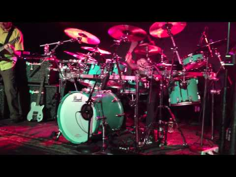 Virgil Donati and Allan Holdsworth LIVE in San Diego 2012