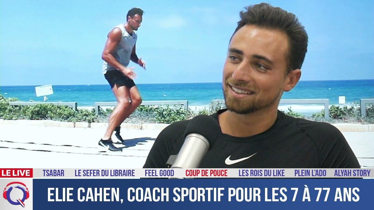 Elie Cahen, coach sportif pour les 7 à 77 ans - CDP#347