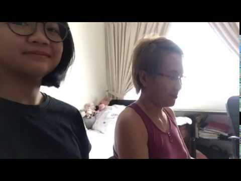 Piano Teacher Karen Lim and her Student