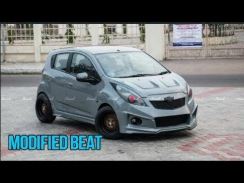 Chevrolet beat modified