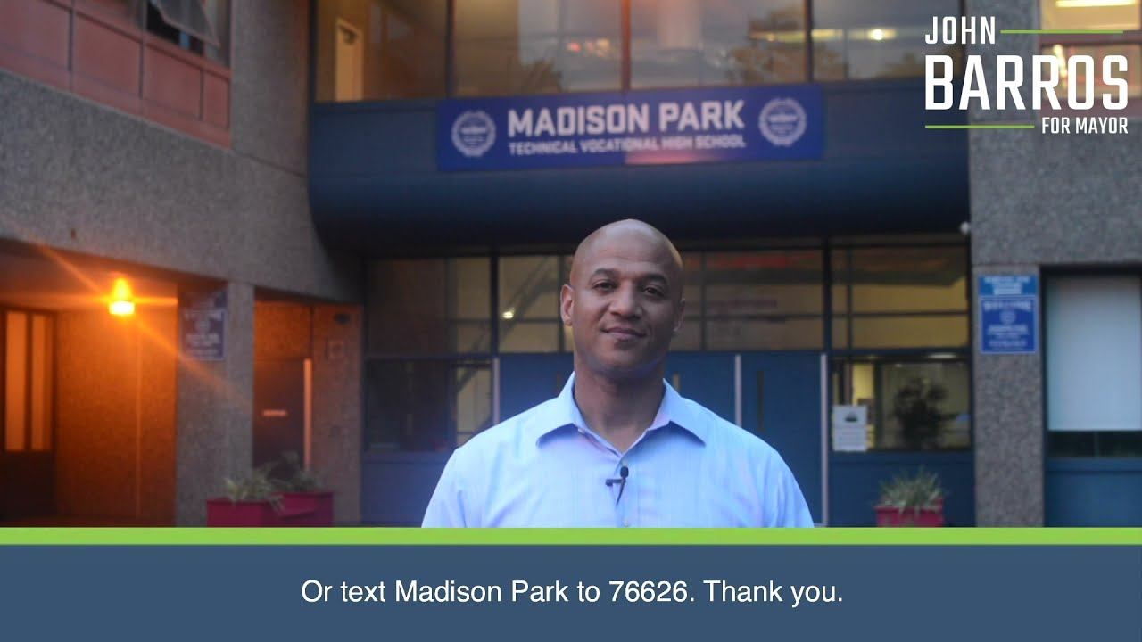 Investing in the Future of Madison Park High School