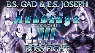 Ⓦ Xenosaga Episode 3 Walkthrough - E.S. Gad (Richard) and E.S. Joseph (Hermann) Boss Fight
