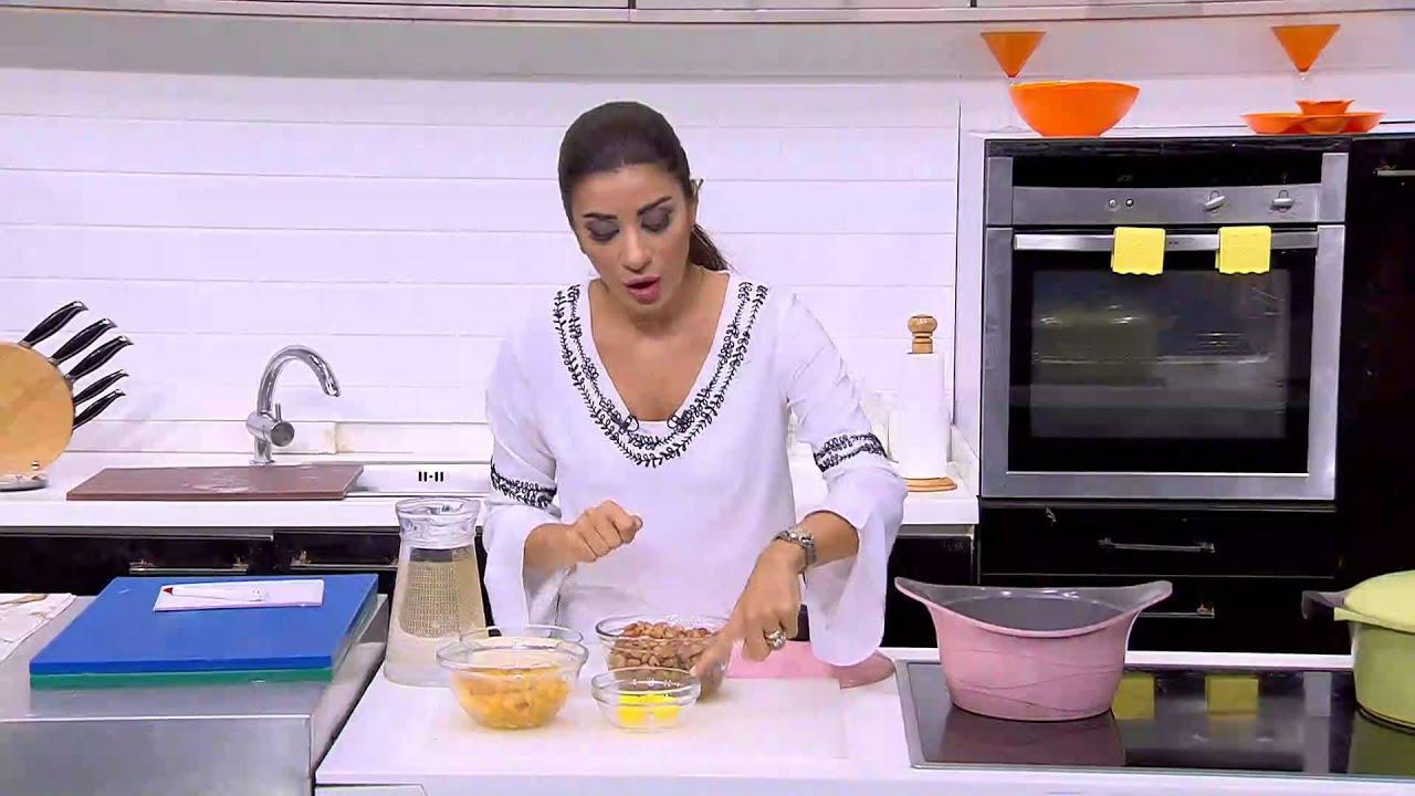 شوربة مكرونة بالخضار و وصفات اخرى : اميرة في المطبخ حلقة كاملة