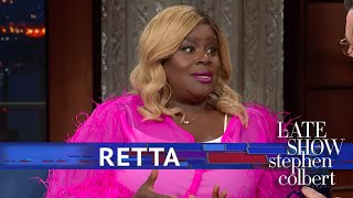 Retta's Name Started As A Joke