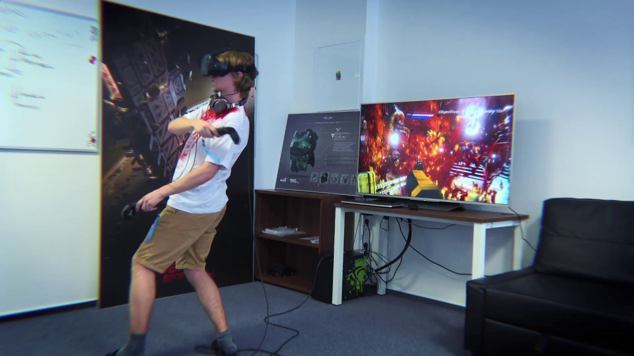 ¡SORPRESA! Dead Effect 2 VR será lanzado en el App Lab de Quest