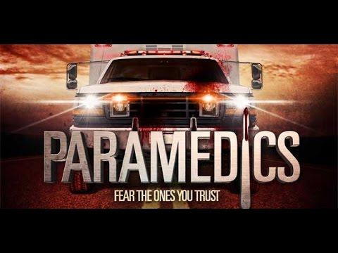 Paramedics trailer