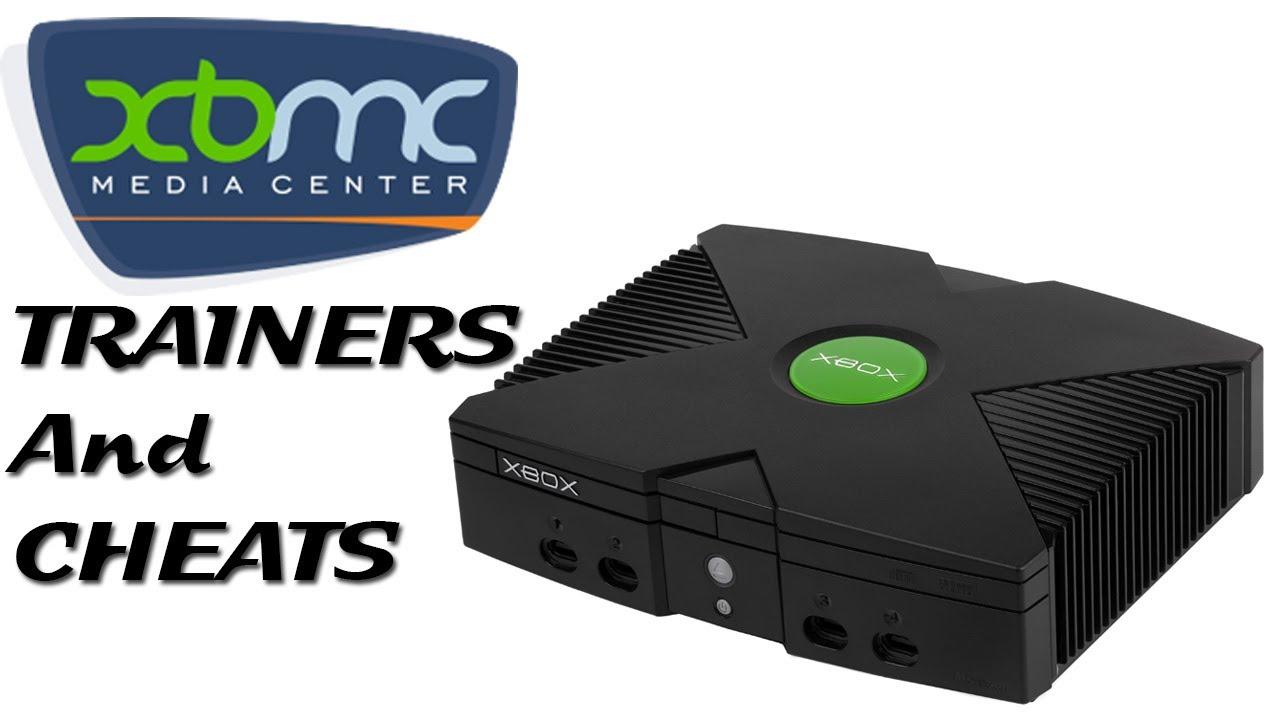 Trainers for Xbox XBMC Tutorial