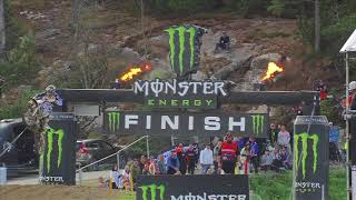 Seewer & Covington battle for Race 2 Win - MXGP of Sweden 2017