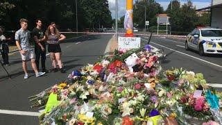 Hommage des Néo-Zélandais aux victimes des attentats