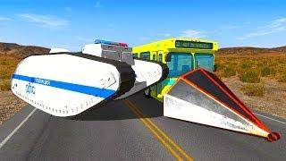 Мультики про машинки для мальчиков - Полицейский танк и Суперавтобус Инспектора