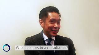 What happens in a consultation and what are the follow up tests