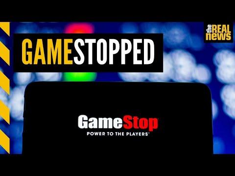 Gamestopped: WallStreetBets, Wall Street wins