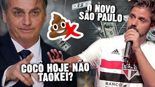 Fábio Rabin -  O novo São Paulo  / Bolsonaro e o controle do cocô