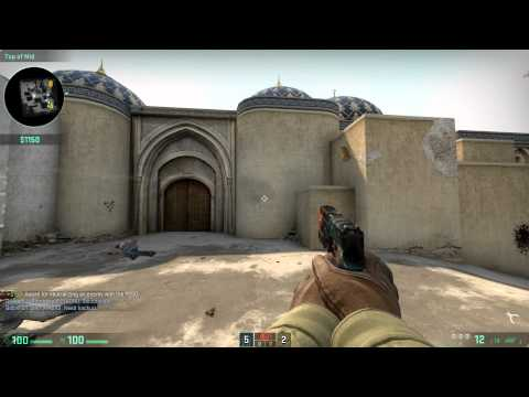 how to change ur fov in csgo