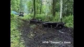 Найден взорванный танк Т-34/76. Киевская область(В 1941 г. застрял в болоте и был подорван нашими танкистами в Киевской области., 2012-09-15T08:35:37.000Z)