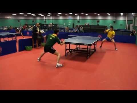 Heming Hu vs David Powell - Top 10
