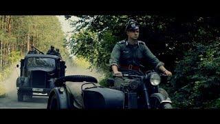 """IV Rajd ,,ZĘBA"""" - INSCENIZACJA HISTORYCZNA Zasadzki Partyzantów Na Patrol Wojsk Niemieckich"""