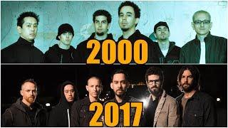 The Evolution of Linkin Park [1996 - 2018]