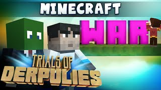 Minecraft - Trials Of Derpulies 16 - War Of Words (Modded Minecraft)