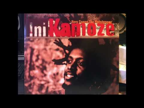 [Full Album] Here Comes The Hotstepper / Ini Kamoze (Columbia Records)