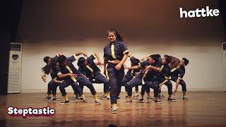 AMAZING Group Dance Choreography | Kaam 25 | Bum Bum Tam Tam | Shivaji College @ Tarang'19 | Hattke