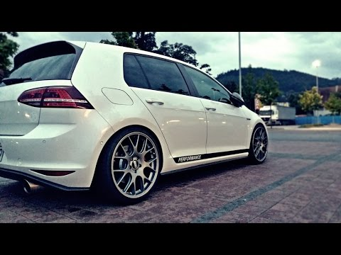 vw golf 7 vii gti performance dth klappenauspuff youtube. Black Bedroom Furniture Sets. Home Design Ideas