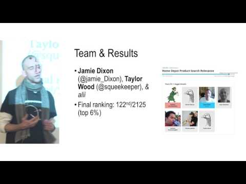 Mathias Brandewinder - Agile experiments in Machine Learning with F#
