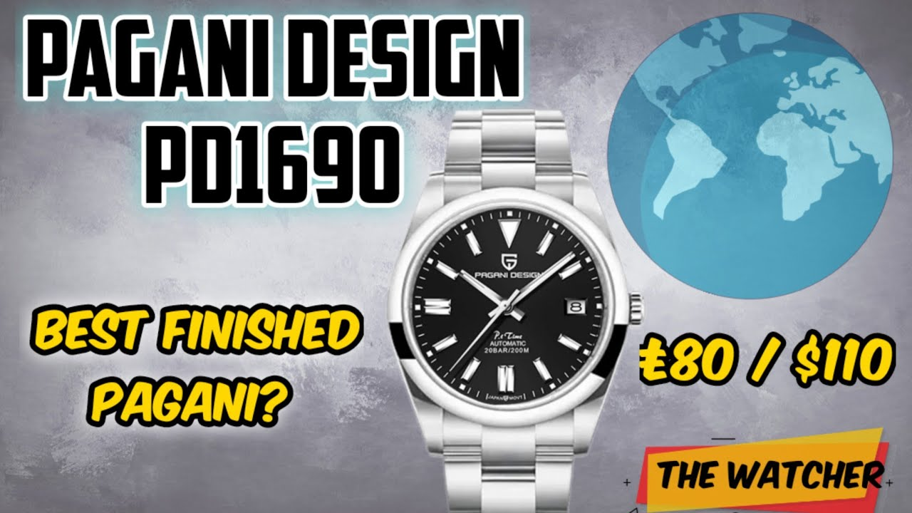 Download 🌟Pagani Design PD1690 🌟 OP EXPLORATION - Best made? | Full Review | The Watcher