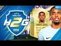 THE START!! HYBRID TO GLORY!! #FIFA18 Road To Glory Episode #1