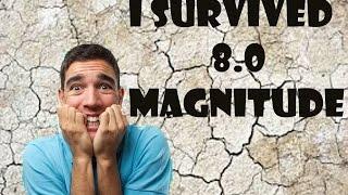 I BARELY SURVIVED 8.0 MAGNITUDE EARTHQUAKE   \\\Cheech Gaming\\\