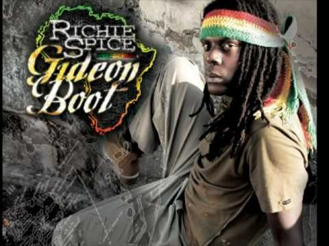 Richie Spice -The World Is A Cycle [ + lyrics ] mp3