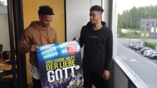 Benny Henrichs & Thilo Kehrer Und vorne hilft der liebe Gott OUTTAKES