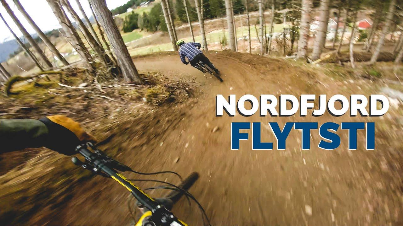Download Sykkelstier i Nordfjord Stisenter, Gloppen - Followcam Friday S2E01