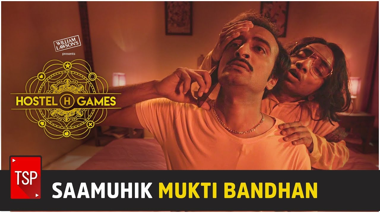 Hostel Games Part 2   TSP's Bade Chote   Sacred Games Spoof