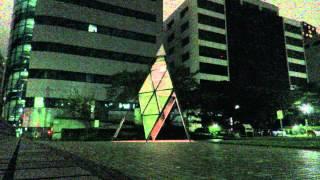 築地川亀井橋公園 20150829