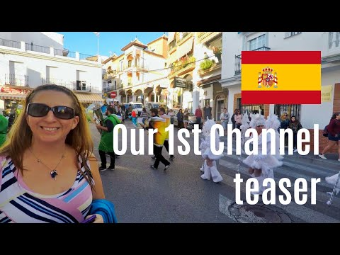 This is why we're moving to Spain - Trailer for a travel vlog and how to relocate series