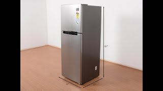 Samsung 251 L Double Door Refrigerator