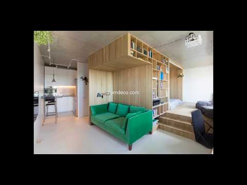 60 + Space Saving Ideas Apartment Amazing Ideas 2018 - Home Decorating Ideas