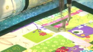 Simple Longarm Quilting for Great Results