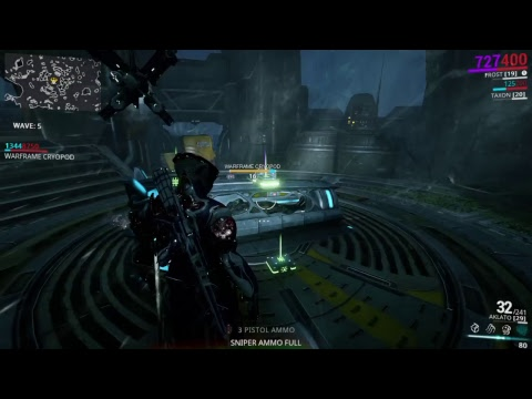 Warframe  /w Dragon Prince (live) (username To Add: DeathPlague756)