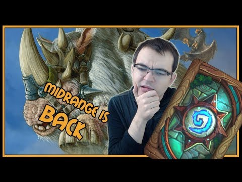 Haven't played this deck in a while! | Midrange hunter | Rastakhan's Rumble | Hearthstone