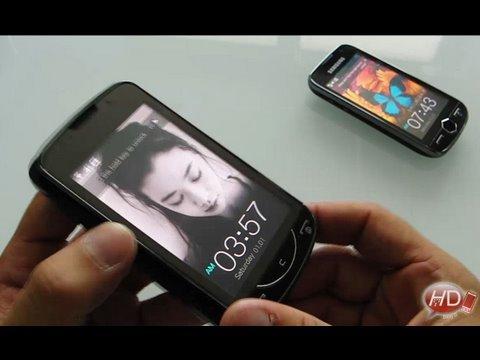 Samsung Omnia Pro - Omnia II - PART 1