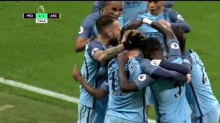 Gol Manchester City 2 1 Arsenal 71´ Sterling