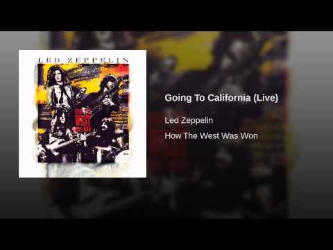 Going To California (Live)