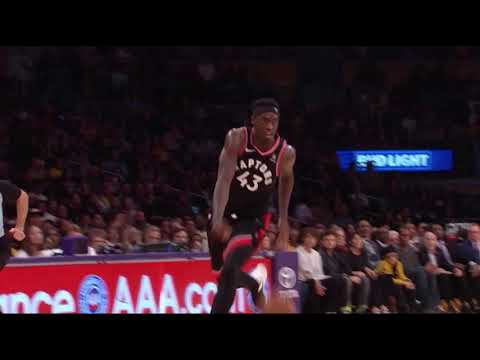 Pascal Siakam - The Master of Spin! Compilation of spin moves.