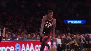 Pascal Siakam - The Master of Spin Part 1! Compilation of spin moves.